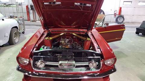 1967 Ford Mustang for sale at Heartland Classic Cars in Effingham IL