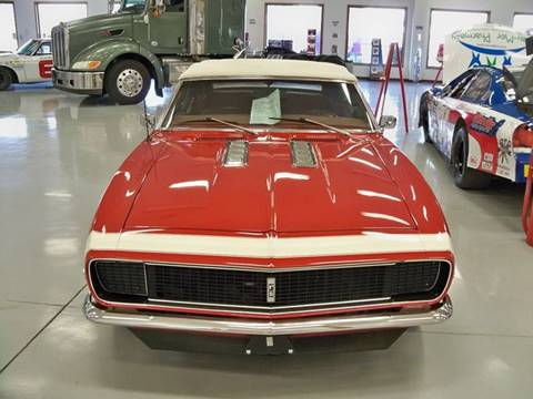 1968 Chevrolet Camaro for sale at Heartland Classic Cars in Effingham IL