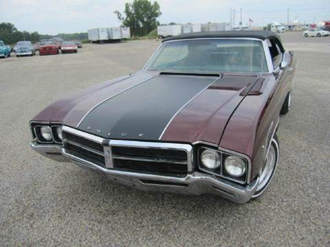 1969 Buick Skylark for sale at Heartland Classic Cars in Effingham IL