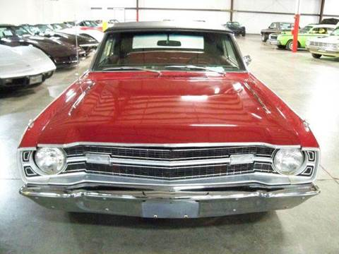 1969 Dodge Dart for sale at Heartland Classic Cars in Effingham IL
