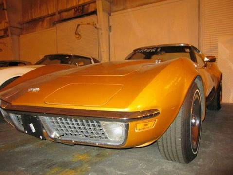 1971 Chevrolet Corvette 454 for sale at Heartland Classic Cars in Effingham IL