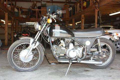 1972 Harley-Davidson 350 Sprint for sale at Heartland Classic Cars in Effingham IL