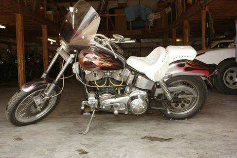 1974 Harley-Davidson Super Glide for sale at Heartland Classic Cars in Effingham IL