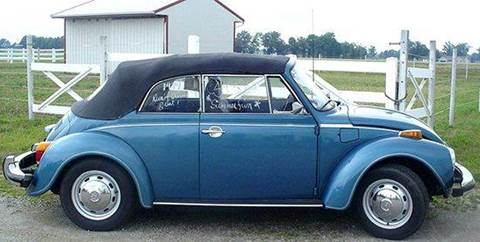 1974 Volkswagen Beetle for sale at Heartland Classic Cars in Effingham IL
