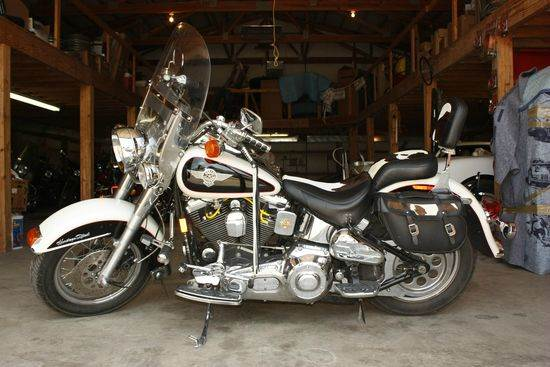 1993 Harley-Davidson Heritage Softail Special for sale at Heartland Classic Cars in Effingham IL