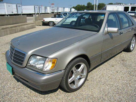 1996 mercedes benz s class s320 in effingham il for 1996 mercedes benz s500