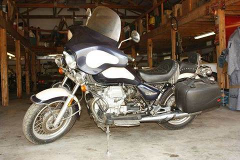 1996 Moto Guzzi 1100 for sale at Heartland Classic Cars in Effingham IL