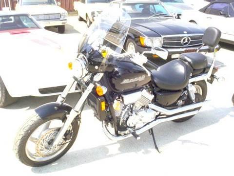 2001 Honda VF750C