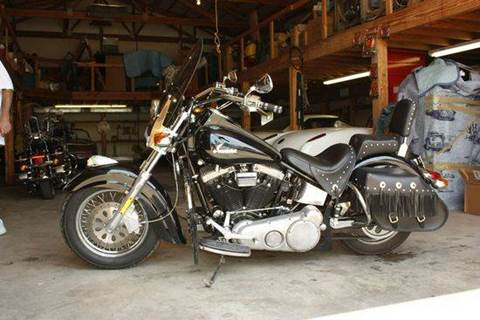2002 Indian Spirit Deluxe for sale at Heartland Classic Cars in Effingham IL