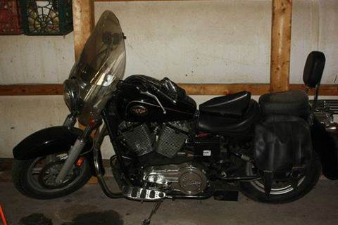 2002 Victory Touring for sale at Heartland Classic Cars in Effingham IL
