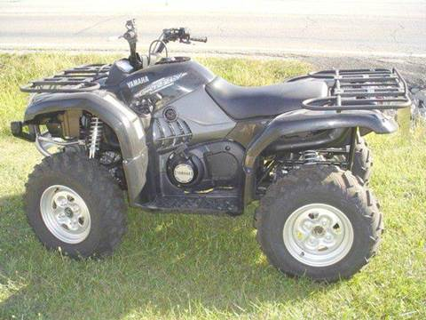2005 Yamaha Grizzly for sale at Heartland Classic Cars in Effingham IL