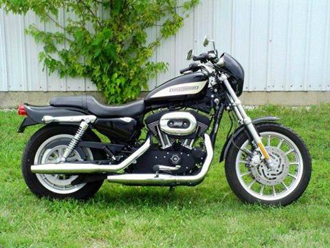 2007 Harley-Davidson Sportster XL1200R for sale at Heartland Classic Cars in Effingham IL