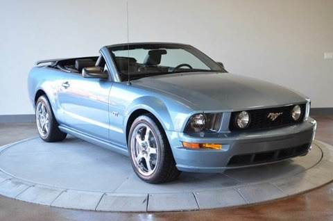 2007 Ford Mustang for sale at Heartland Classic Cars in Effingham IL