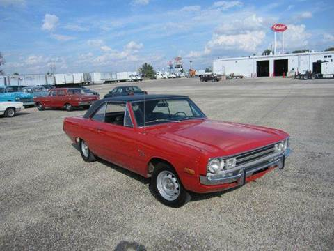 1972 Dodge Dart for sale at Heartland Classic Cars in Effingham IL