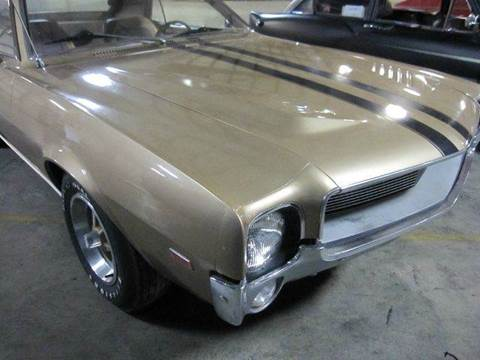 1968 AMC AMX for sale at Heartland Classic Cars in Effingham IL