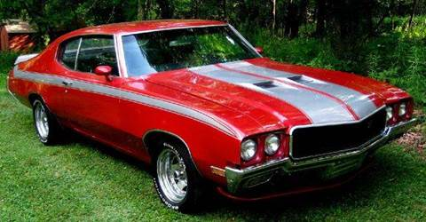 1970 Buick Gran Sport for sale at Heartland Classic Cars in Effingham IL