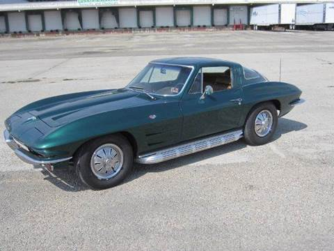 1964 Chevrolet Corvette for sale at Heartland Classic Cars in Effingham IL
