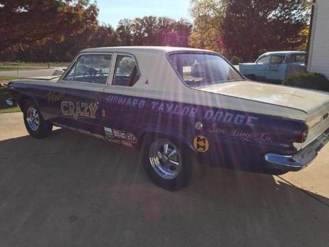 1964 Dodge Dart for sale at Heartland Classic Cars in Effingham IL