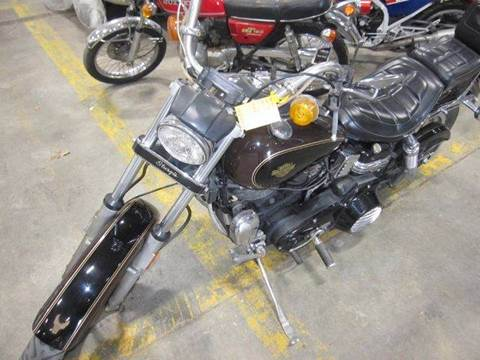 1982 Harley-Davidson FXDB for sale at Heartland Classic Cars in Effingham IL