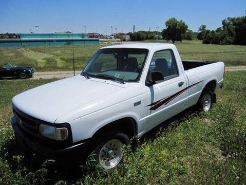 1994 Mazda B-Series Pickup for sale at Heartland Classic Cars in Effingham IL