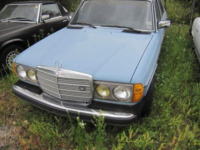 1981 mercedes benz 240 class 4dr 240d diesel sedan in for Mercedes benz 240 diesel