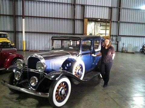 1931 Oldsmobile Custom Cruiser for sale at Heartland Classic Cars in Effingham IL
