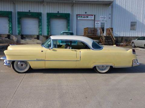 1955 Cadillac DeVille for sale at Heartland Classic Cars in Effingham IL