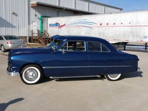 1950 Ford Deluxe for sale at Heartland Classic Cars in Effingham IL