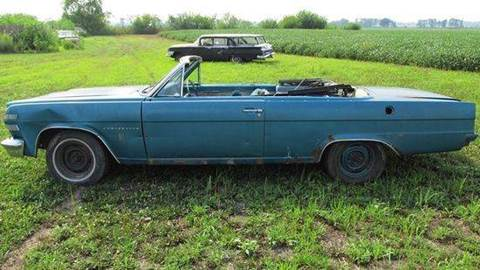 1966 AMC Ambassador for sale at Heartland Classic Cars in Effingham IL