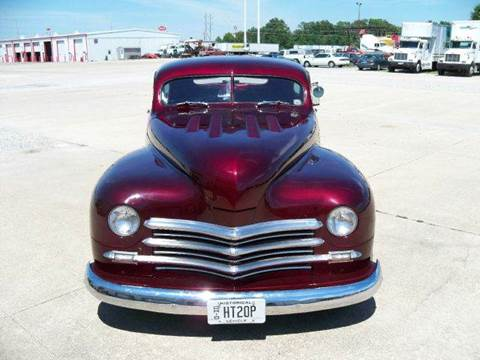 1948 Plymouth Business Coupe for sale at Heartland Classic Cars in Effingham IL