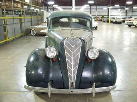 1936 Hudson Terraplane Brougham for sale at Heartland Classic Cars in Effingham IL