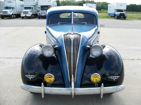 1937 Hudson Deluxe 8 for sale in Effingham, IL