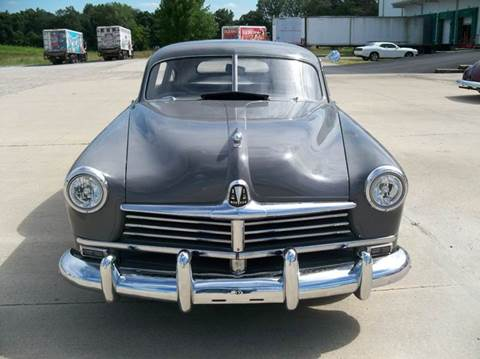 1949 Hudson Super Six
