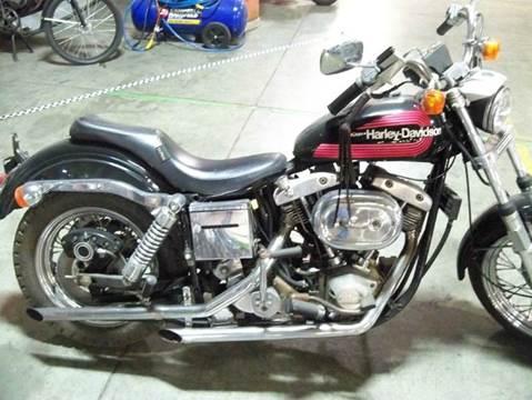 1976 Harley-Davidson Super Glide