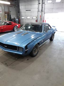 1969 Chevrolet Camaro for sale in Effingham, IL