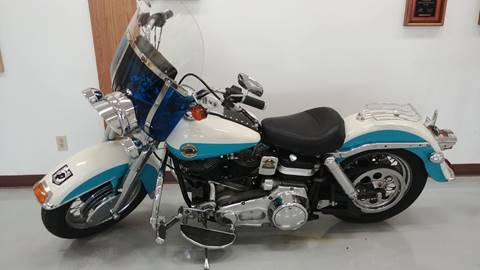 1984 Harley-Davidson Electra Glide Sport for sale in Effingham, IL