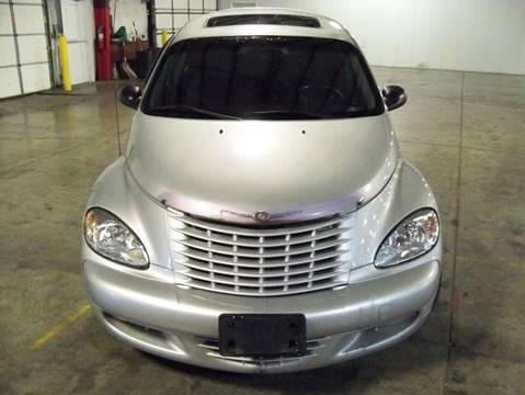 2003 Chrysler PT Cruiser for sale at Heartland Classic Cars in Effingham IL
