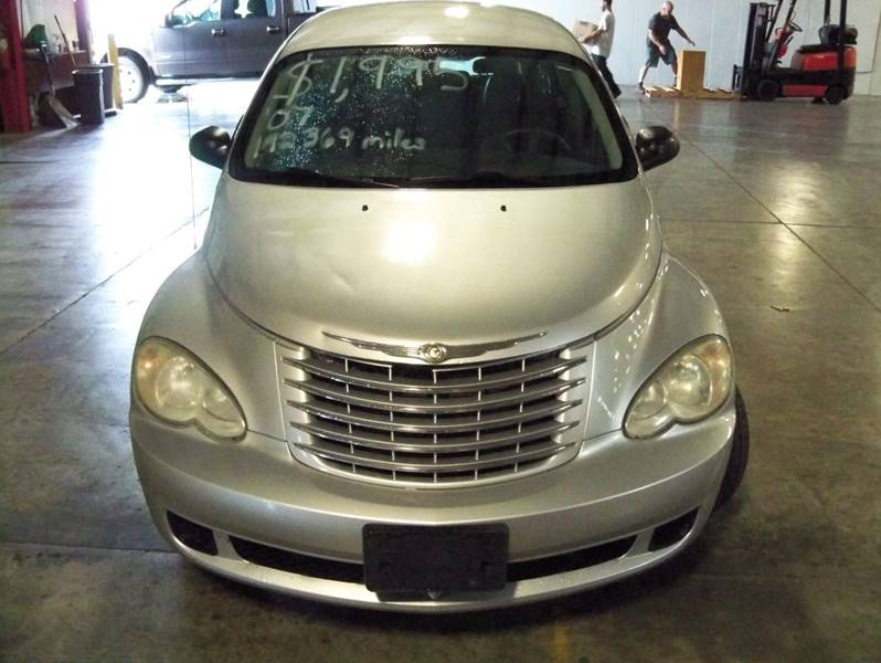 2007 Chrysler PT Cruiser for sale at Heartland Classic Cars in Effingham IL
