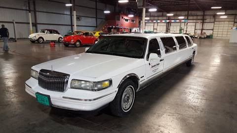 1997 Lincoln Town Car For Sale In Illinois Carsforsale Com
