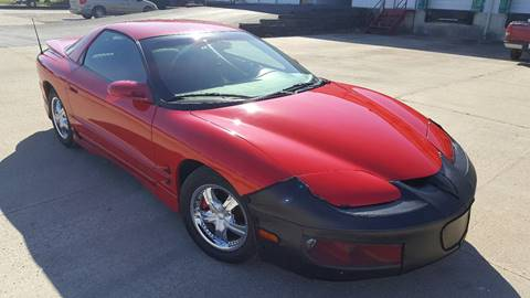 1999 Pontiac Firebird for sale at Heartland Classic Cars in Effingham IL