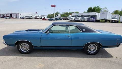 1969 Ford Torino for sale at Heartland Classic Cars in Effingham IL