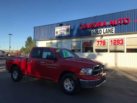 2011 RAM Ram Pickup 1500 for sale at ZAMORA AUTO LLC in Salem OR
