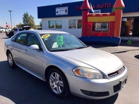 2011 Chevrolet Impala for sale in Salem, OR