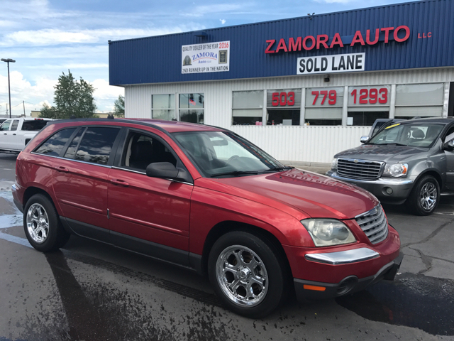 2005 Chrysler Pacifica for sale at ZAMORA AUTO LLC in Salem OR