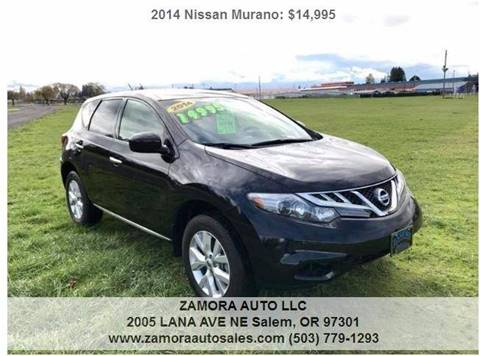 2014 Nissan Murano For Sale In Salem OR