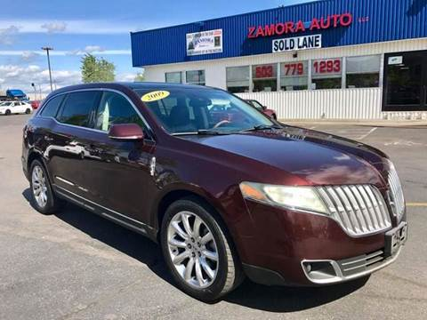 2010 Lincoln MKT for sale at ZAMORA AUTO LLC in Salem OR