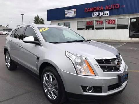 2010 Cadillac SRX for sale at ZAMORA AUTO LLC in Salem OR