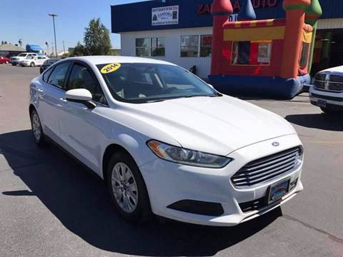 2014 Ford Fusion for sale in Salem, OR