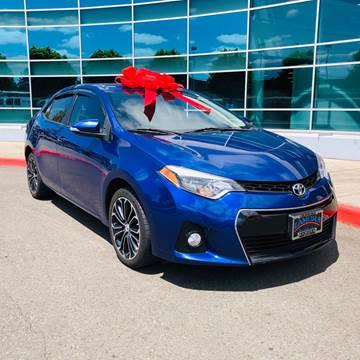 Toyota Salem Oregon >> Used Toyota Corolla For Sale In Salem Or Carsforsale Com
