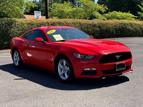 2017 Ford Mustang for sale in Salem, OR